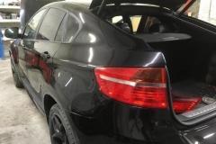 Полировка кузова BMW X6