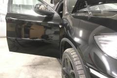 полировка крыла BMW X6