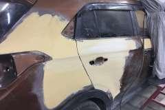 hyunday creta подготовка к покраске
