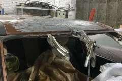 hyunday creta восстановление крыши