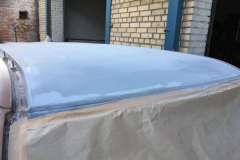 hyunday creta подготовка к покраске крыши