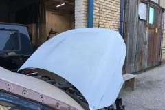 hyunday creta подготовка к покраске капота