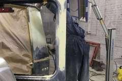 кузовной ремонт mercedes gelenvagen