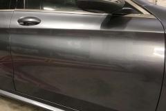 полировка двери после покраски