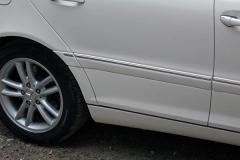 Полная покраска автомобиля Mercedes