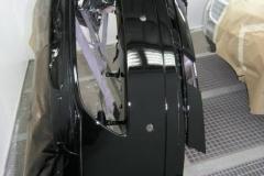 ремонт бампера с полировкой