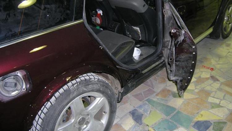 Кузовной ремонт Audi Allroad