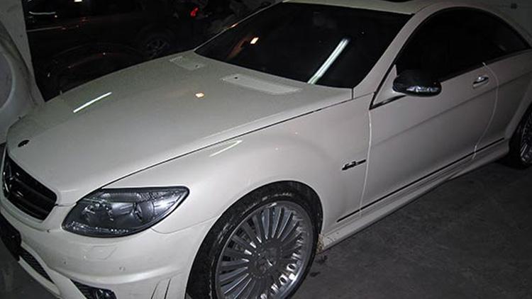 Кузовной ремонт Mercedes AMG