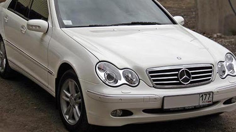 Полная покраска автомобиля Mercedes E240