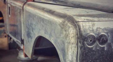 ремонт алюминиевых элементов